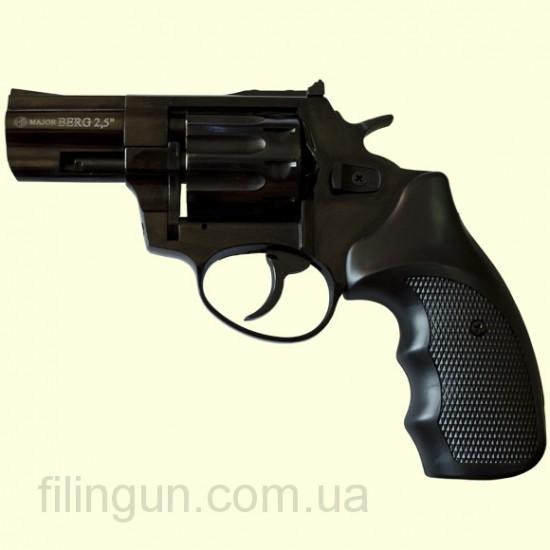 """Револьвер під патрон Флобера Ekol Major Berg 2,5"""" чорний"""