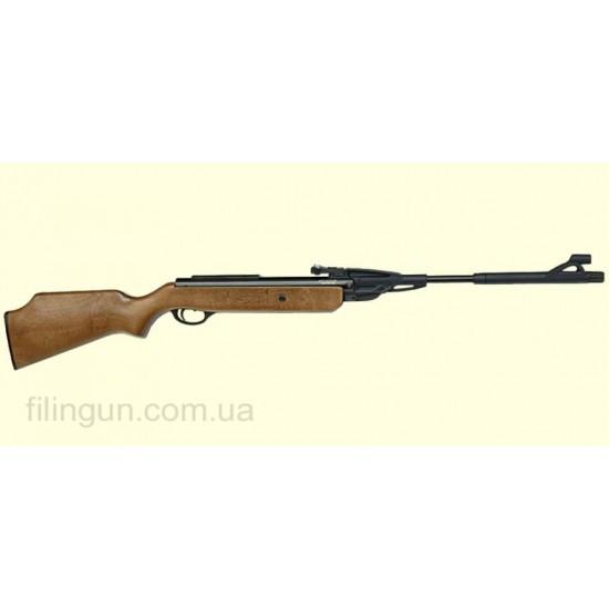 Пневматическая винтовка MP-512 дерево
