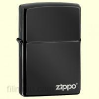 Зажигалка Zippo 24756 ZL Ebony