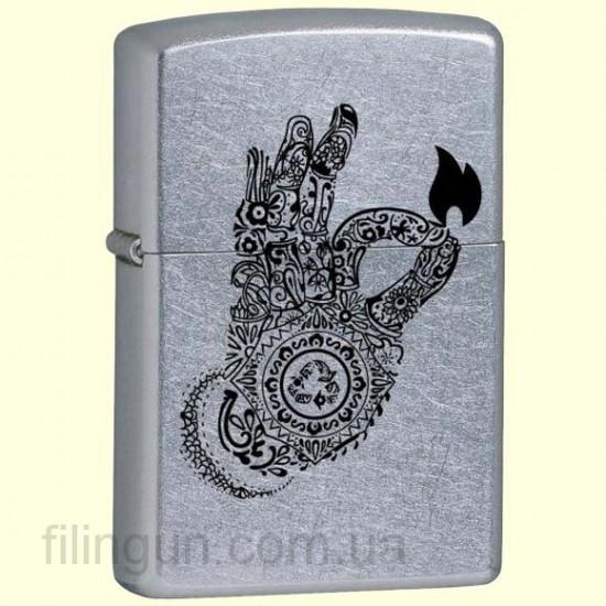 Зажигалка Zippo 24811 Henna Print
