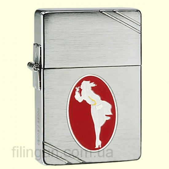 Зажигалка Zippo 28729 Windy Collectible Limited Edition Replica 1935 with Slashes