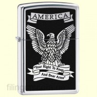 Зажигалка Zippo 28290 Eagle