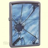 Зажигалка Zippo 250.325 Broken Glass