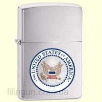 Зажигалка Zippo 24347 U.S. Seal
