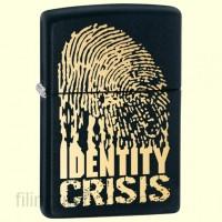 Зажигалка Zippo 28295 Identity Crisis