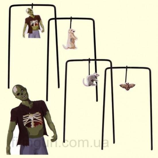 Тир пневматический Marksman Zombie Target Set
