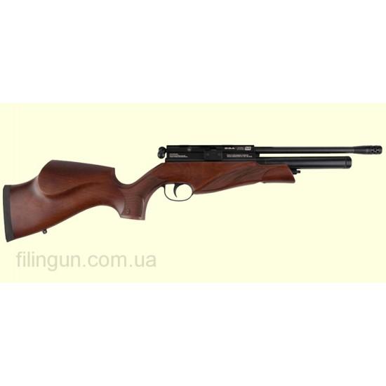 Пневматическая винтовка BSA Ultra SE Walnut PCP