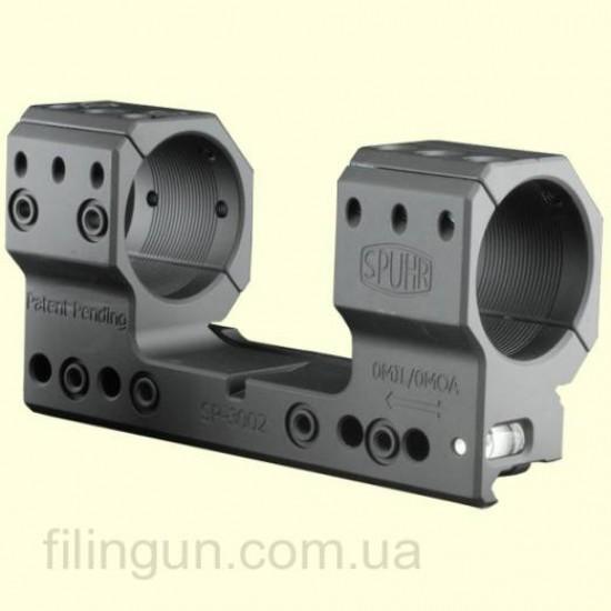 Крепление Spuhr SP-3002 моноблок 30 мм