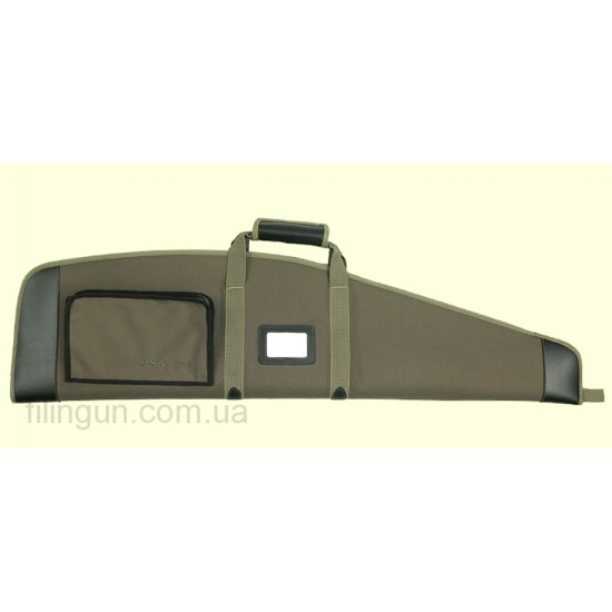 Чохол BSA Guns Polytwill Gunbag зелений 112 cm