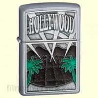 Зажигалка Zippo 21056 Hollywood Palm Tree