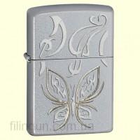 Зажигалка Zippo 24339 Golden Butterfly