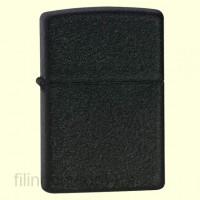 Зажигалка Zippo 236 Black Crackle