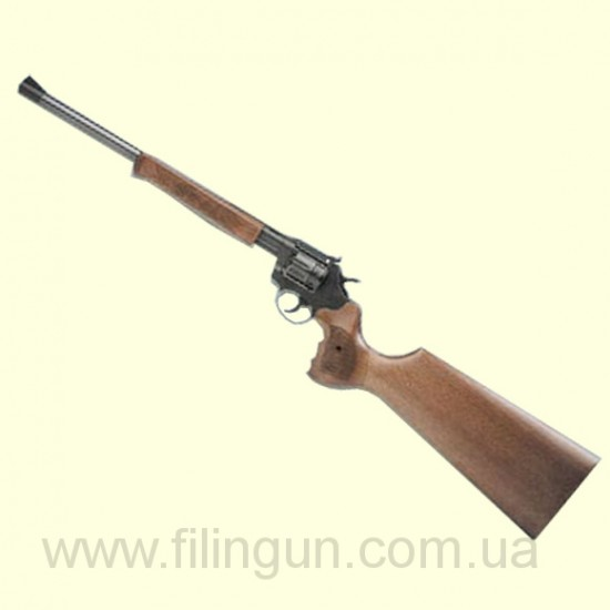 Револьвер під патрон Флобера Alfa Hunter 4 мм