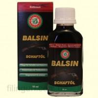 Масло для ухода за деревом Klever Ballistol Balsin Schaftol 50ml красно-коричневый