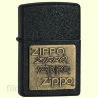 Зажигалка Zippo 362 Zippo Brass Emblem
