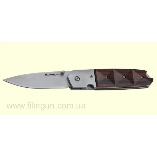 Нож Boker Magnum Wooden Diamond 01SC137 - фото