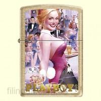 Зажигалка Zippo 24870 Playboy Club