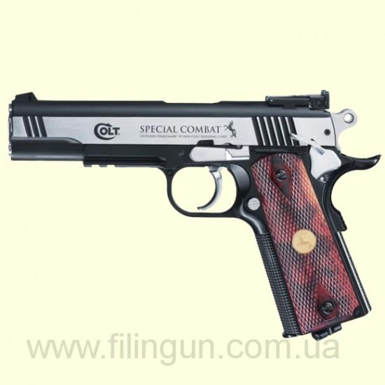 Пневматичний пістолет Colt Special Combat Classic