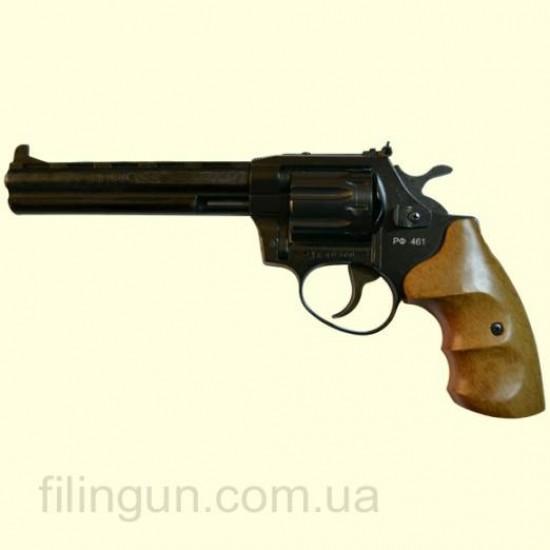 Револьвер под патрон Флобера Safari (Сафари) РФ 461М бук