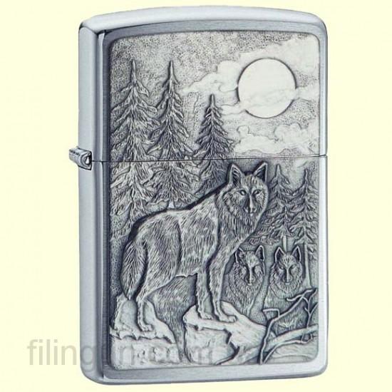 Зажигалка Zippo 20855 Timberwolves