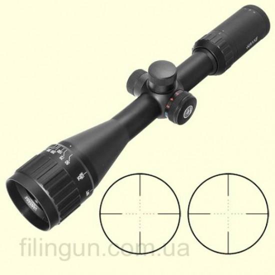 Оптичний приціл Hawke Vantage IR 3-9x40 AO (Mil Dot IR R/G)