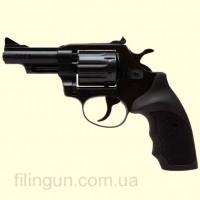 Револьвер под патрон Флобера Alfa мод 431 (вороненный, пластик)