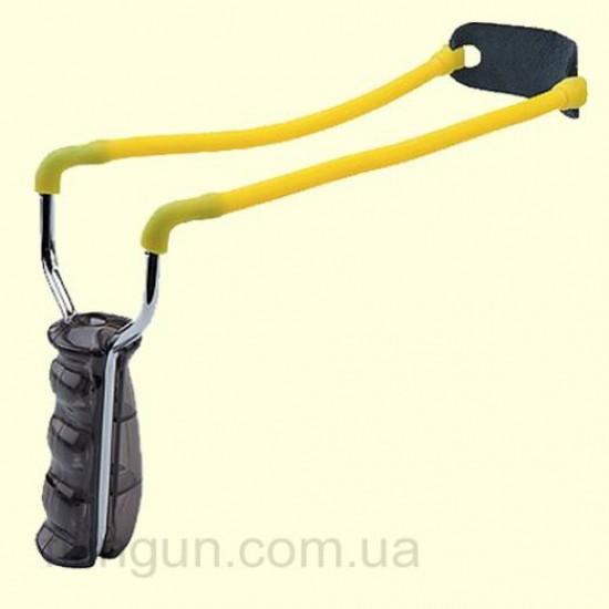 Рогатка Man Kung 31/MK-T5C хромована