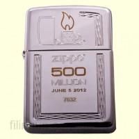 Зажигалка Zippo 28413 Armor 500 Million Limited Edition