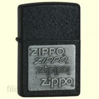 Зажигалка Zippo 363 Zippo Pewter Emblem