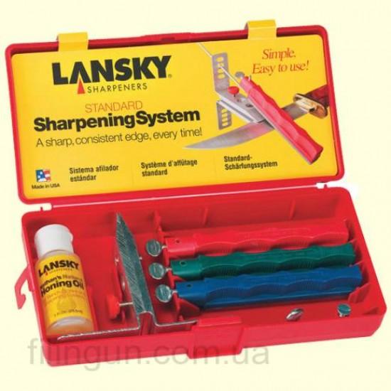 Набір для заточки ножів Lansky Standard Sharpening System LKC03