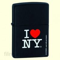 Зажигалка Zippo 24798 I Love New York
