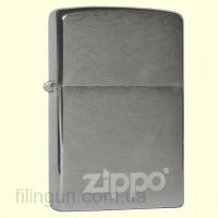Запальничка Zippo 100.035 Brushed Chrome
