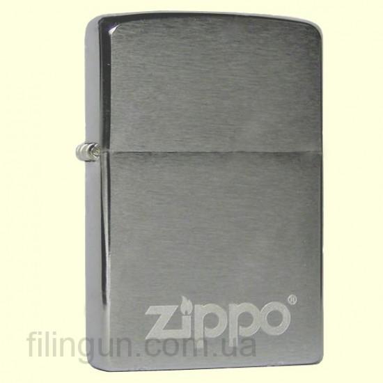 Зажигалка Zippo 100.035 Brushed Chrome - фото