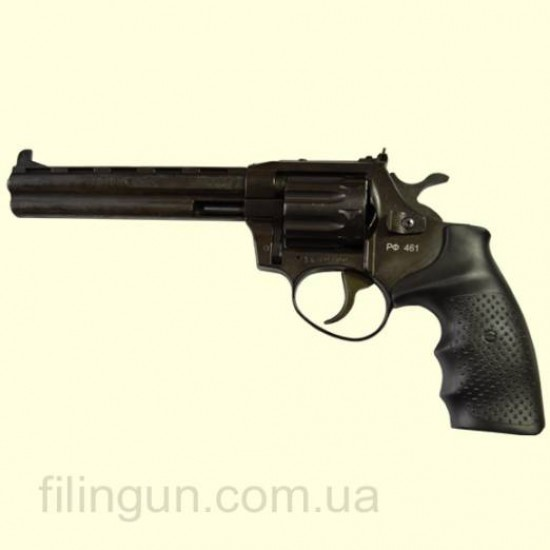 Револьвер под патрон Флобера Safari (Сафари) РФ 461М резинометал