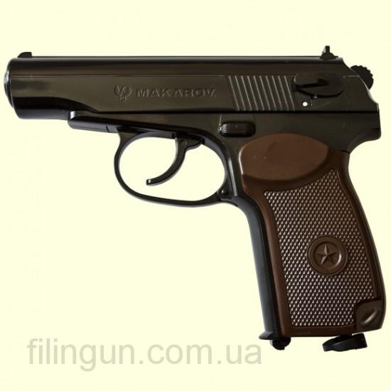 Пневматический пистолет Umarex Makarov - фото