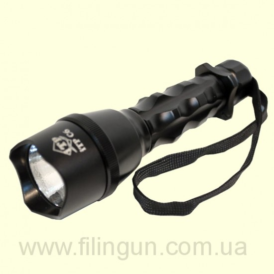 Фонарик ITP light C6 Regular