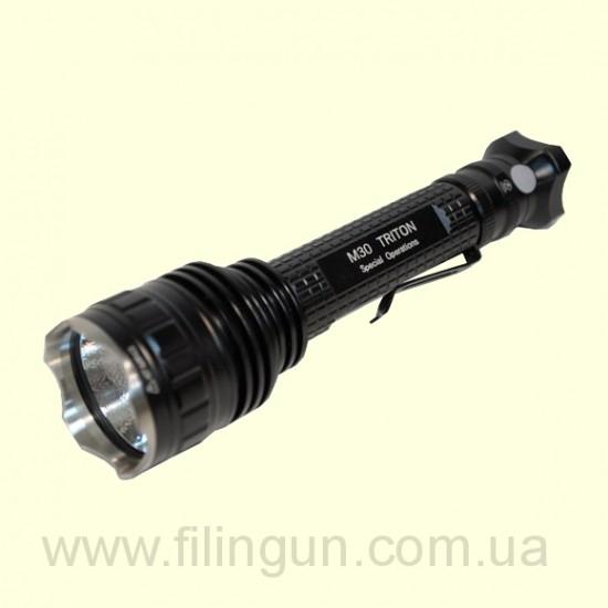 Ліхтарик Olight M30 Triton - фото