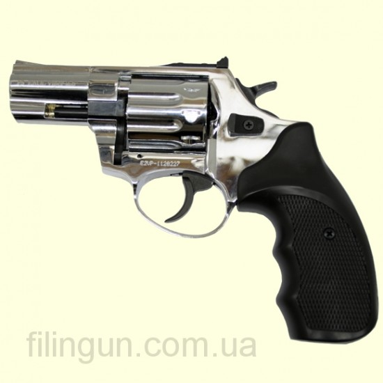 "Револьвер под патрон Флобера Ekol Viper 2,5"" chrome - фото"