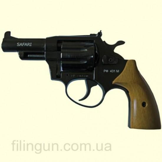 Револьвер под патрон Флобера Safari (Сафари) РФ 431М Pocket