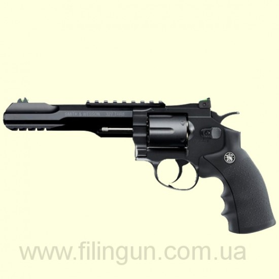 Пневматический револьвер Smith & Wesson 327 TRR8