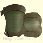 Комплект защиты Skif Tac наколенники и налокотники Olive Drab