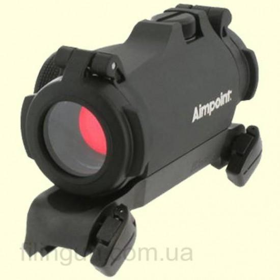 Коллиматорный прицел Aimpoint Micro H-2 в комплекте с оригинальным Blaser SM креплением