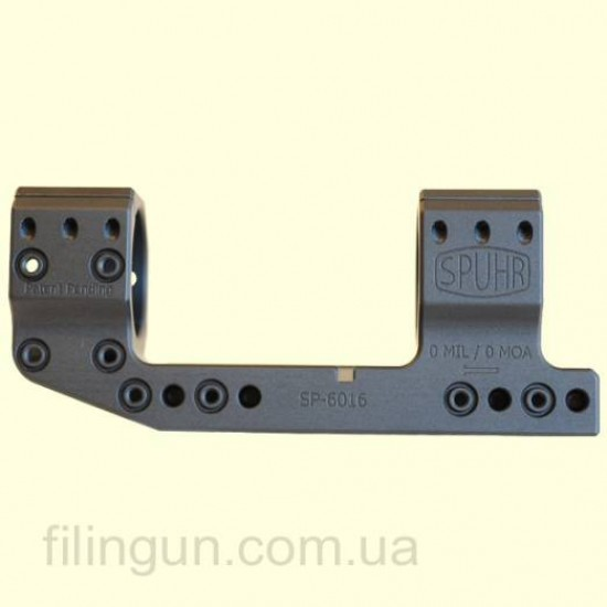 Кріплення Spuhr SP-6016 моноблок виносний 36 мм