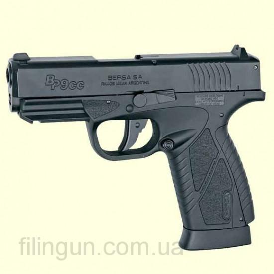 Пистолет пневматический ASG Bersa BP9CC Blowback