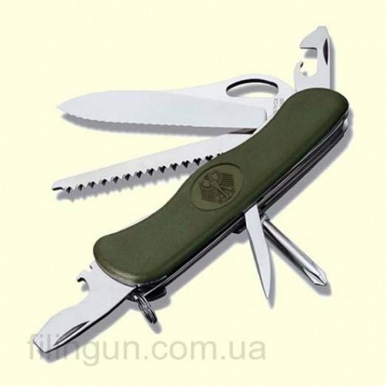 Нож Victorinox Bundeswehr 0.8461.MW4DE