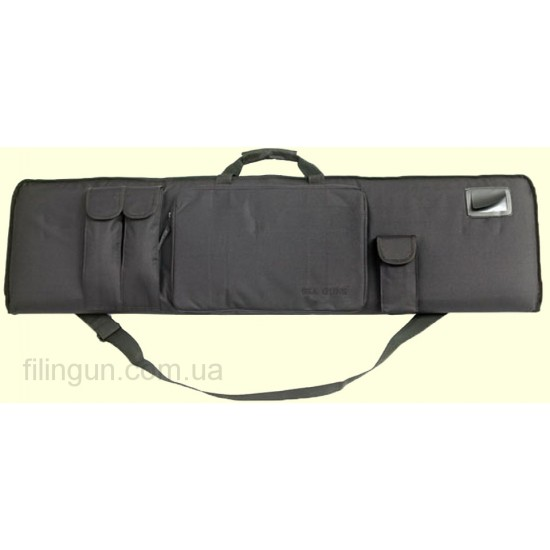 Кейс-стрелковый мат BSA Guns Tactical Case Mat черный
