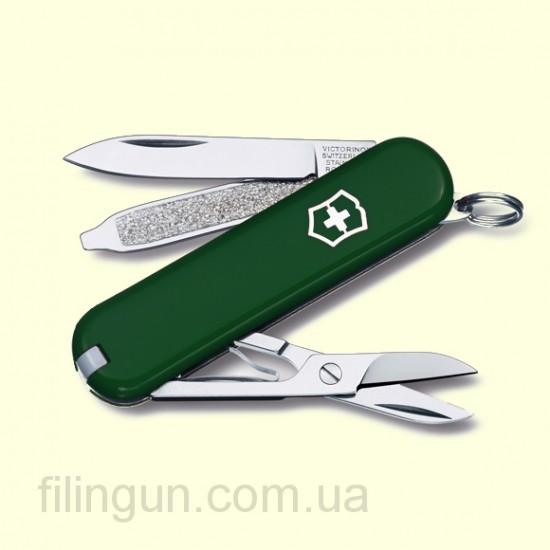 Нож Victorinox Classic SD 0.6223.4 Green