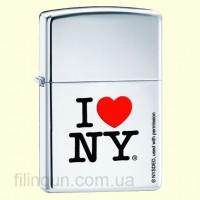 Зажигалка Zippo 24799 I Love New York