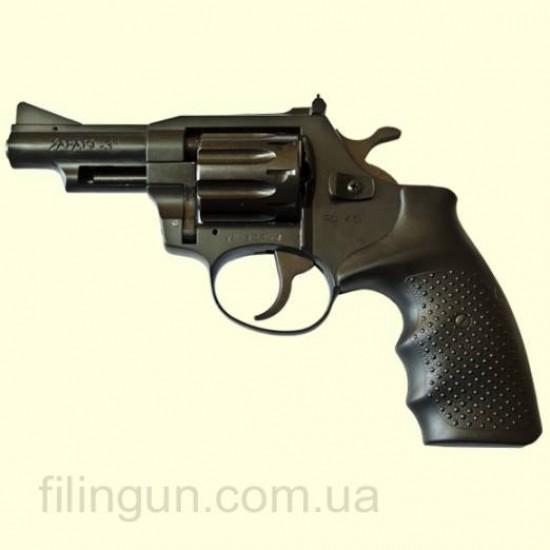 Револьвер под патрон Флобера Safari (Сафари) РФ 431 резинометал