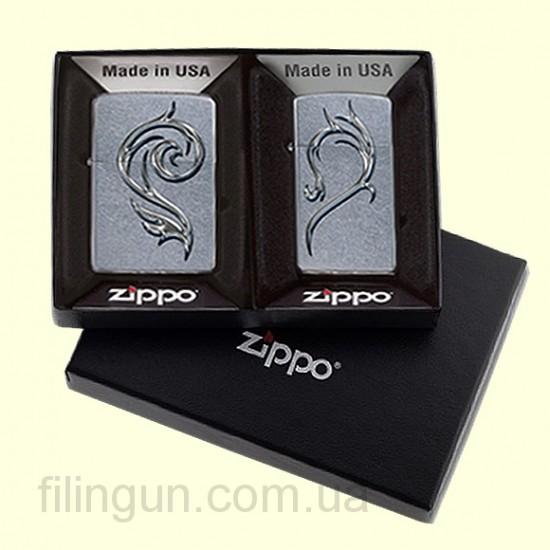Подарочный набор Zippo 28477 Heart Combo - фото